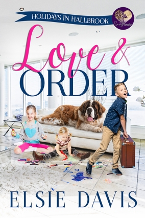 Love and Order - Holidays in Hallbrook - Sweet Promise Press - Bk1- Aug 2019
